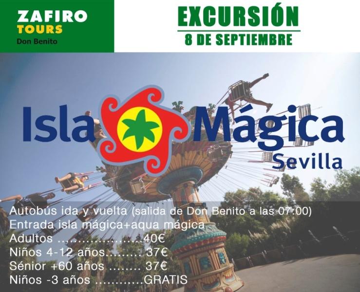Zafiro tours oferta una excursi n a isla m gica - Ofertas isla magica 2017 ...