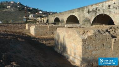 puente antiguo medellin restos