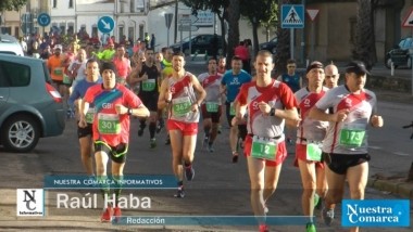 media maraton virgen de las cruces 2018