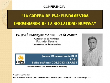 conferencia de jose enrique campillo
