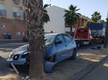 accidente avenida de córdoba