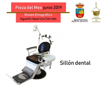 sillon dental Don Benito