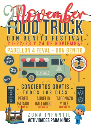 food truck Don Benito
