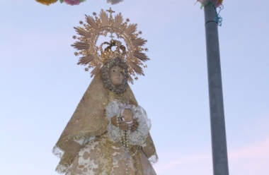 virgen de las cruces